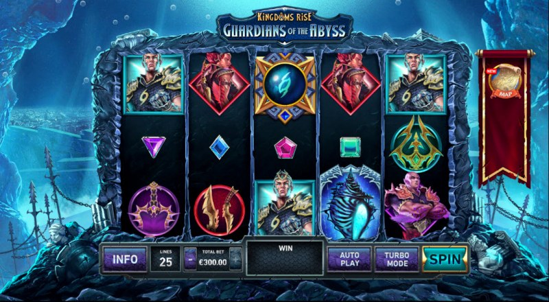Kingdom Rise Guardians of the Abyss :: Main Game Board