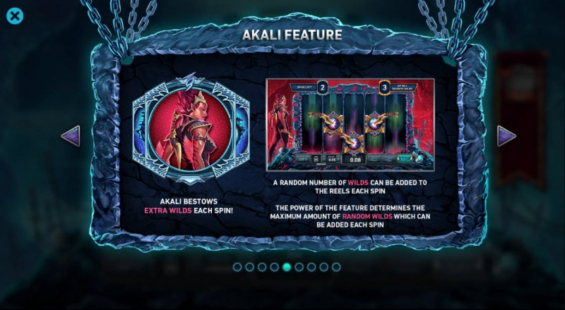 Kingdom Rise Guardians of the Abyss :: Akali Feature