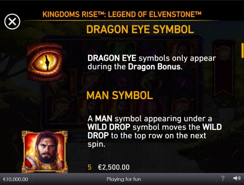 Kingdoms Rise Legend of Elvenstone :: Dragon Eye Symbol
