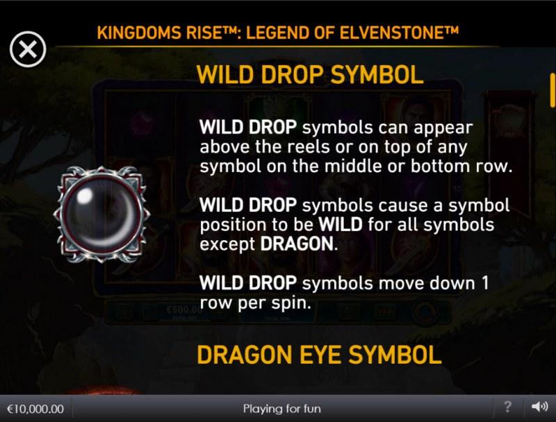 Kingdoms Rise Legend of Elvenstone :: Wild Drop Feature