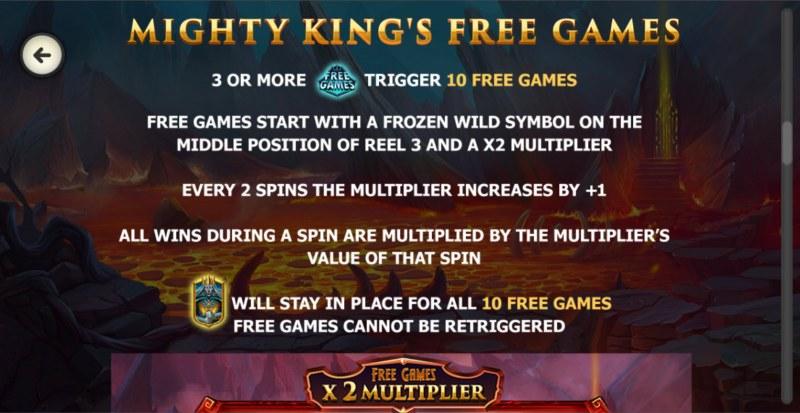 Kingdoms Rise Legion Uprising :: Free Game Rules