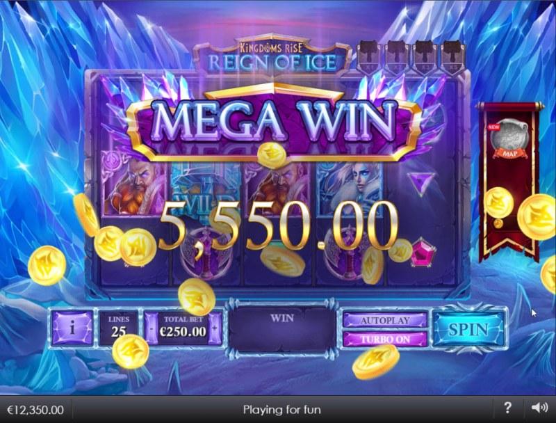 Kingdoms Rise Reign of Ice :: Mega Win