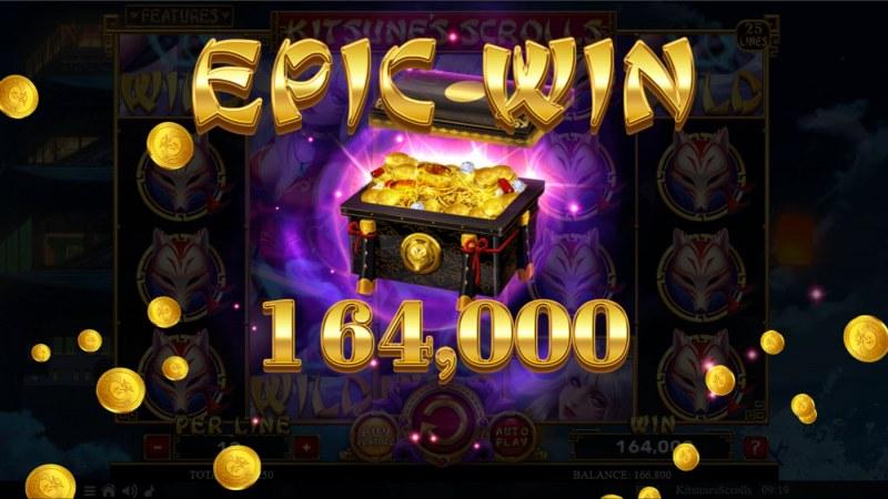 Kitsune's Scrolls :: Epic Win