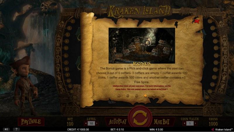 Kraken Island ::