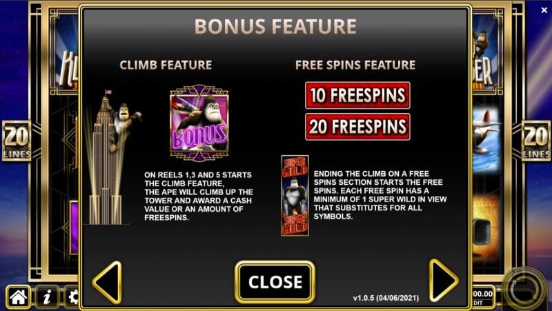 Krazy Klimber :: Bonus Feature