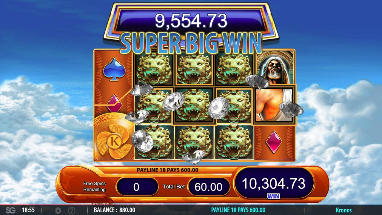 Kronos :: Super Big Win