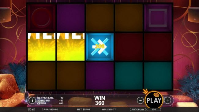 Mayflower featuring the Video Slots KTV with a maximum payout of $50,000