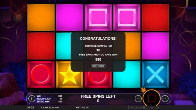 Crystal Casino Club featuring the Video Slots KTV with a maximum payout of $50,000