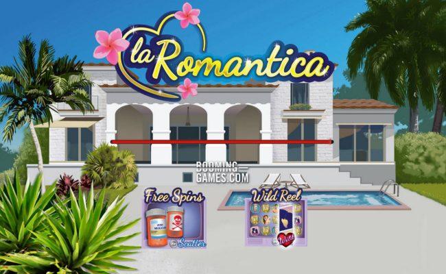 Unique Casino featuring the Video Slots La Romantica with a maximum payout of $75,000