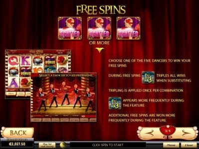 Joyland Casino featuring the Video Slots La Chatte Rouge with a maximum payout of $500,000