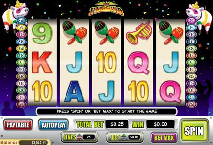 Play slots at Intertops Classic: Intertops Classic featuring the Video Slots La Fiesta with a maximum payout of $100,000