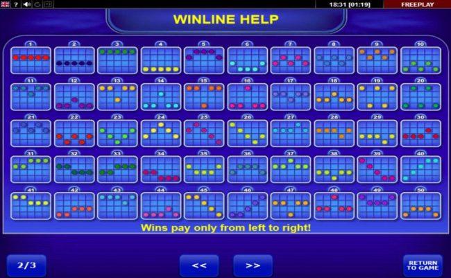 Play slots at Malina: Malina featuring the Video Slots Lady Joker with a maximum payout of $10,000