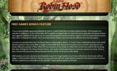 free games bonus feature