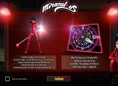 Dasistcasino featuring the Video Slots Ladybug Adventure with a maximum payout of Jackpot