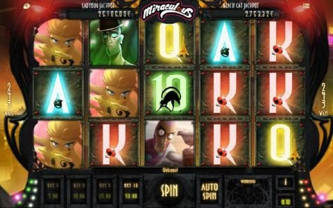 Viggoslots featuring the Video Slots Ladybug Adventure with a maximum payout of Jackpot