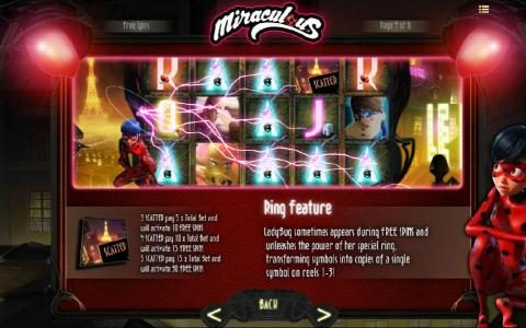 7 Gods Casino featuring the Video Slots Ladybug Adventure with a maximum payout of Jackpot