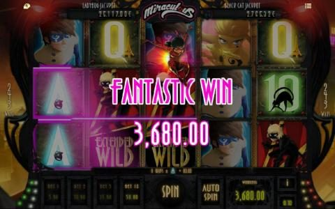 Betchan featuring the Video Slots Ladybug Adventure with a maximum payout of Jackpot