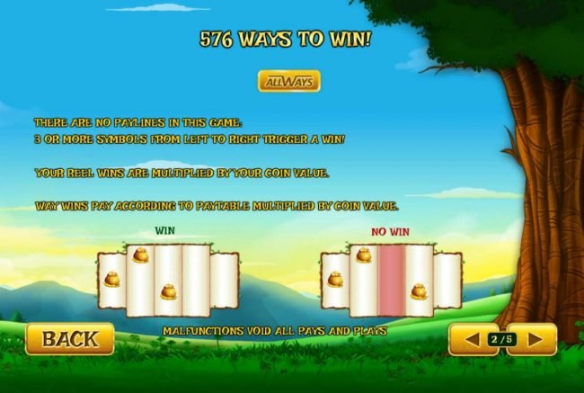 Royal Dice featuring the Video Slots Land of Gold with a maximum payout of $3,000