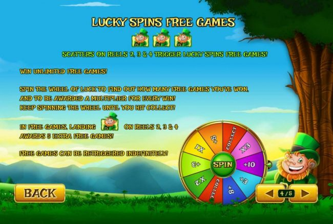 Lucky Spins Free Games Rules