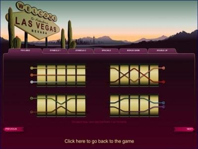 Long Harbour featuring the Video Slots Las Vegas Show with a maximum payout of $1,250