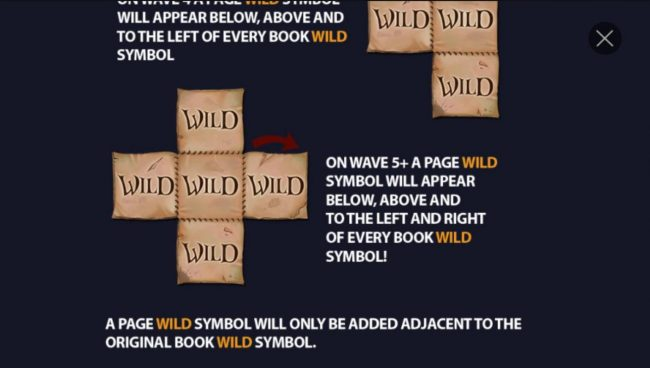 Book of Wilds Feature Rules - continued