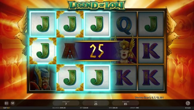 NetBet featuring the Video Slots Legend of Loki with a maximum payout of $10,000