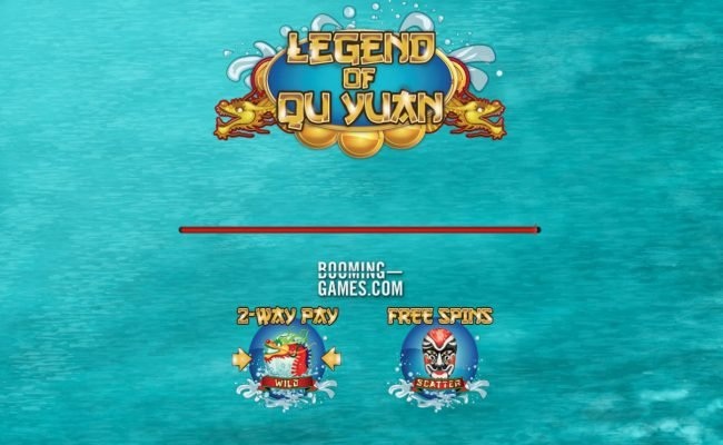 Go Wild featuring the Video Slots Legend of Qu Yuan with a maximum payout of $45,000