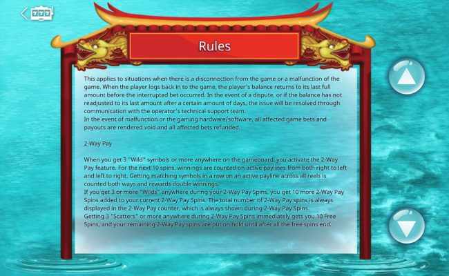 Argo featuring the Video Slots Legend of Qu Yuan with a maximum payout of $45,000