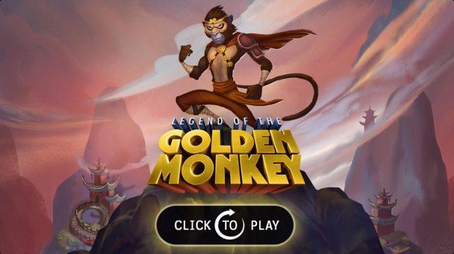 Legend of the Golden Monkey :: Splash screen - game loading