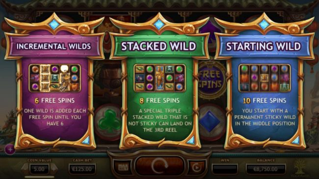 Legend of the Golden Monkey :: There are 3 free games to choose from.