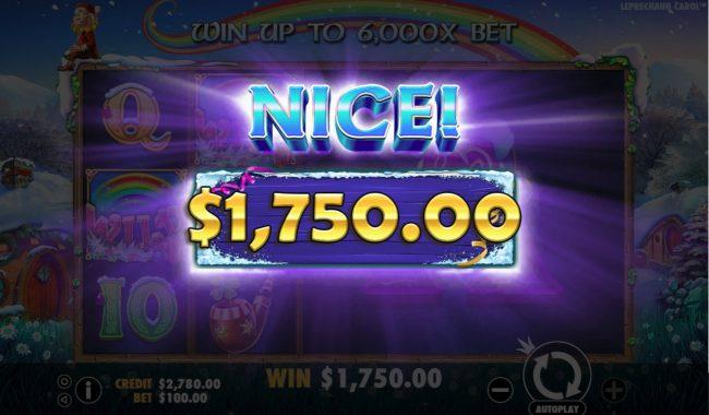 Leprechaun Carol :: Big Win