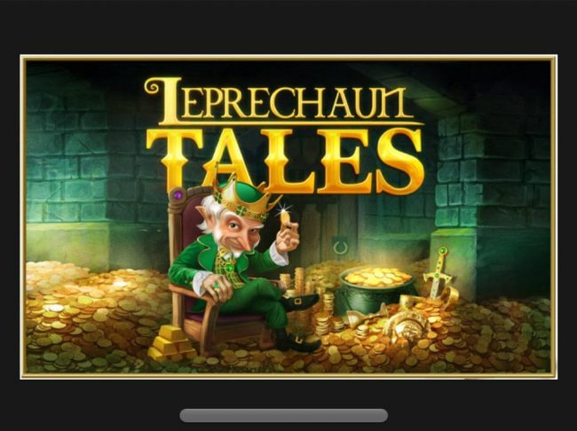 Play Hippo featuring the Video Slots Leprechaun Tales with a maximum payout of $15,000