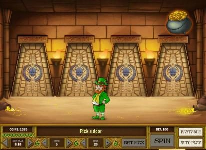 Play slots at Goodwin Casino: Goodwin Casino featuring the Video Slots Leprechaun goes Egypt with a maximum payout of $3000