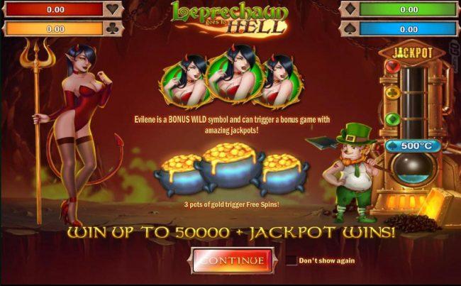 Игровые автоматы онлайн бесплатно лепрекон