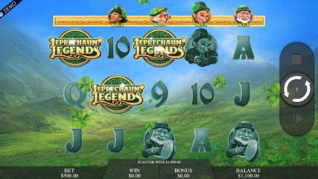 Legendary Songs Free Spins Game Board