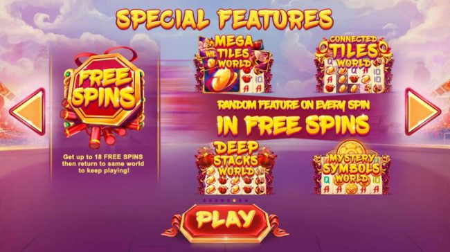 Play slots at MANSION: MANSION featuring the Video Slots Lion Dance with a maximum payout of $11,100
