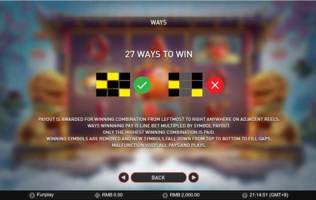 Lion Dance :: 27 Ways to Win