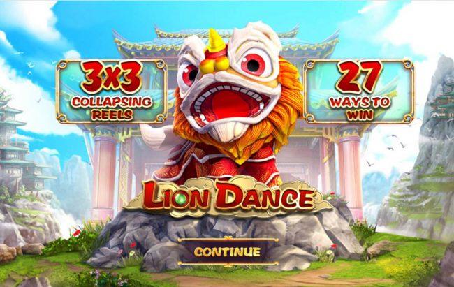 Lion Dance :: Introduction