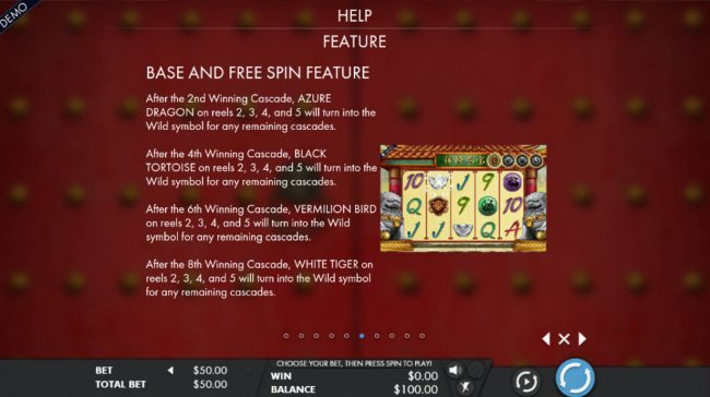 Intercasino featuring the Video Slots Lion's Fortune with a maximum payout of $150,000