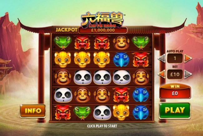 Play slots at Chips Palace: Chips Palace featuring the Video Slots Liu Fu Shou with a maximum payout of Jackpot