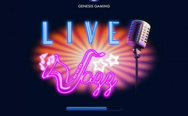 Play slots at NetBet: NetBet featuring the Video Slots Live Jazz with a maximum payout of $4,000