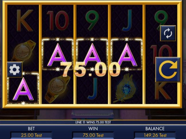 Viggoslots featuring the Video Slots Livin' Luxurious with a maximum payout of $40,000