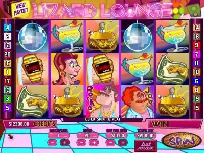 Hasil gambar untuk Slot Lizard Lounge