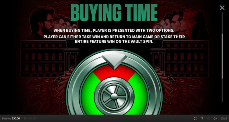 La Casa De Papel Classic :: Buying Time feature