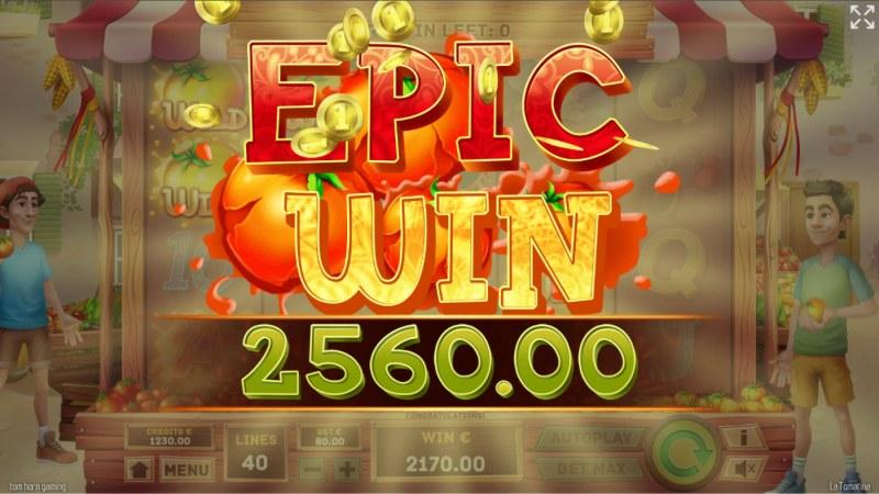 La Tomatina :: Epic Win