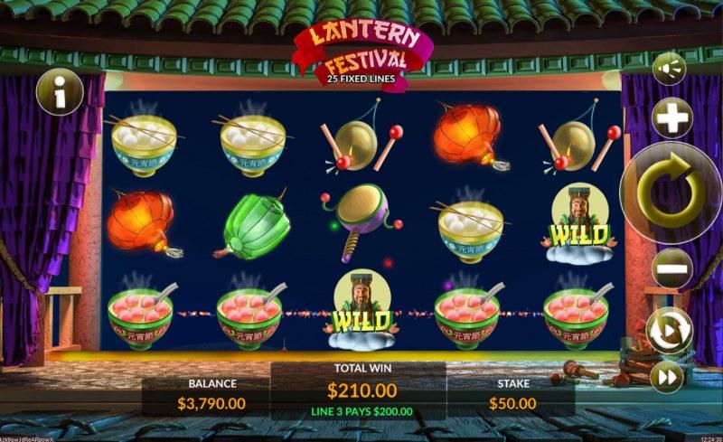Lantern Festival :: Five of a kind