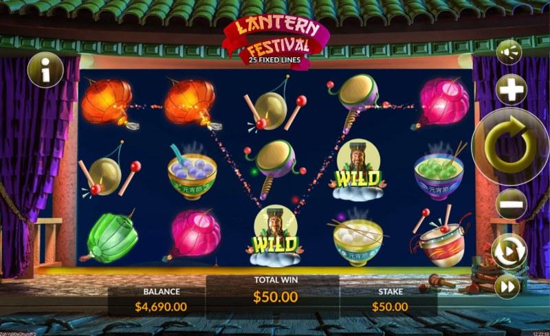 Lantern Festival :: Three of a kind
