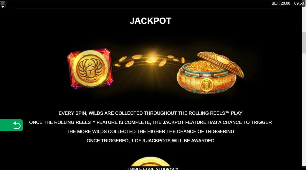 Play slots at House of Jack: House of Jack featuring the Video Slots Lara Croft Temples and Tombs with a maximum payout of $146,000