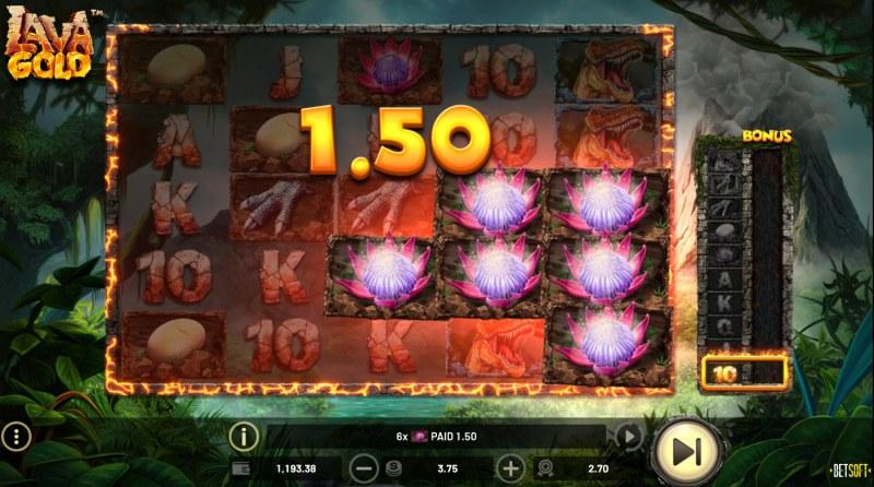 Lava Gold :: Adjacent Pays