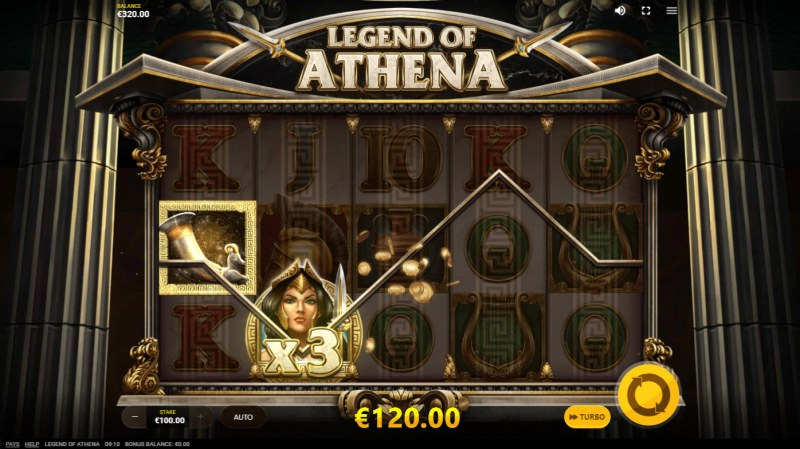 Legend of Athena :: Two of a kind